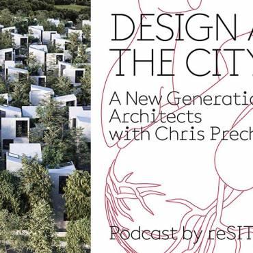 Kiến tạo không gian sống xanh  Kiến trúc thế hệ mới của KTS Chris Precht