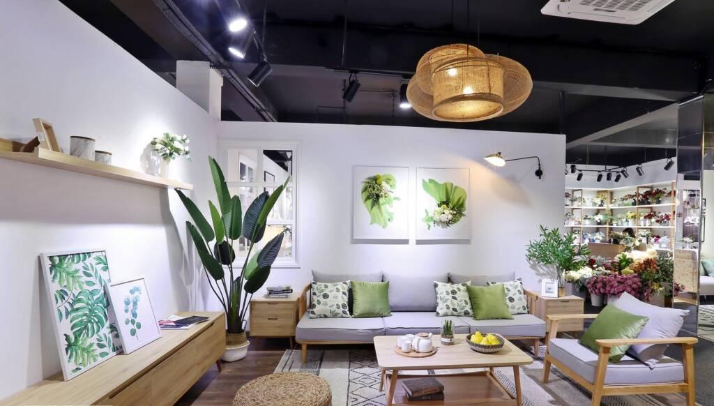 Không gian nội thất sang trọng Vĩnh Phúc - Mang đến cảm xúc tươi mới cho toàn bộ không gian
