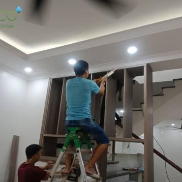 Thi công nội thất chuyên nghiệp – Nhà Phố Vĩnh Yên