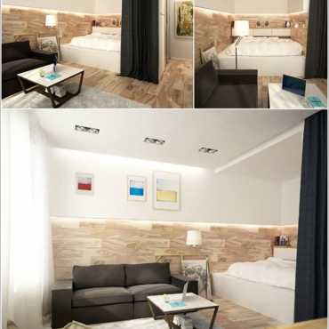 Trang trí nội thất nhà nhỏ – Hô biến không gian trở nên rộng và thoáng