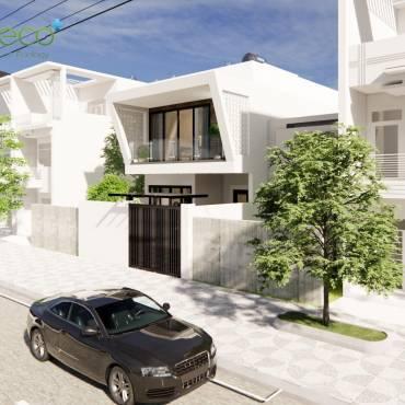 Thiết kế kiến trúc nhà phố – 𝒇𝒖𝒍𝒍 𝒏𝒐̣̂𝒊 – 𝒏𝒈𝒐𝒂̣𝒊 𝒕𝒉𝒂̂́𝒕 𝒄𝒉𝒊 𝒑𝒉𝒊́ 𝒄𝒉𝒊̉ 𝒕𝒖̛̀ 950 𝒕𝒓𝒊𝒆̣̂𝒖