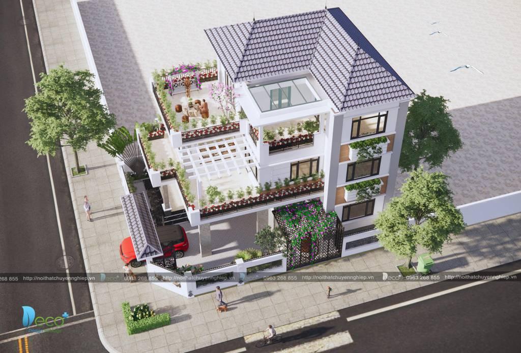 Công ty thiết kế nhà đẹp - Thiết kế kiến trúc nâng cao chất lượng cuộc sống