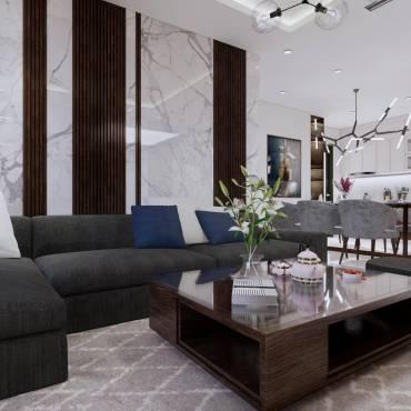 Nội thất chung cư tinh tế – CHCC cao cấp Ciputra