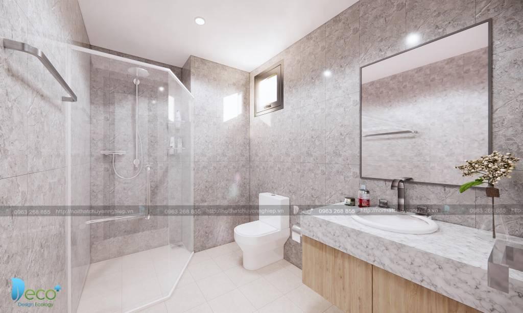 Nội thất tinh tế vĩnh phúc - Nhà tắm sạch sẽ hiện đại và tiện nghi đẹp như thiên đường
