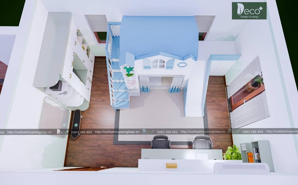 nội thất vĩnh phúc chuyên nghiệp - Phòng ngủ hiện đại đáng tham khảo