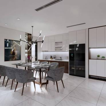 Nội thất vĩnh phúc đẹp – Những sai lầm dễ mắc phải khi thiết kế cải tạo lại căn bếp dịp cuối năm